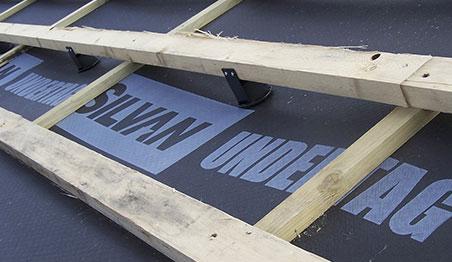 Kæmpestor Tag og tagrender – Byggematerialer - Køb online | SILVAN RN55