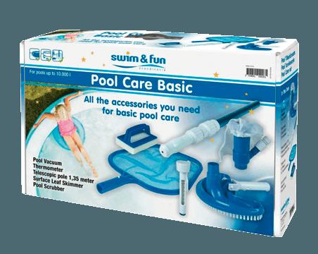 Afholte Pool, badebassin, vandpleje og tilbehør- køb online | SILVAN MI-61