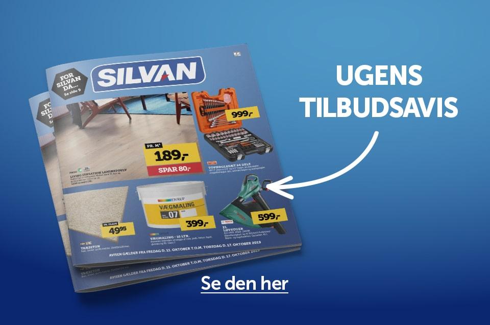 SILVAN Byggemarked